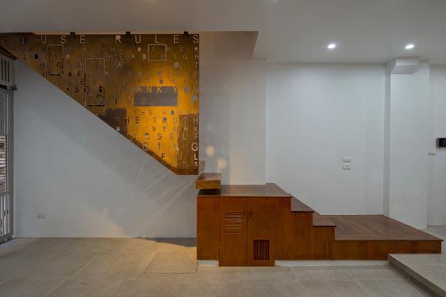 Ngôi nhà ở Đống Đa nổi bật trên báo Mỹ nhờ kiến trúc đáng học hỏi - 5