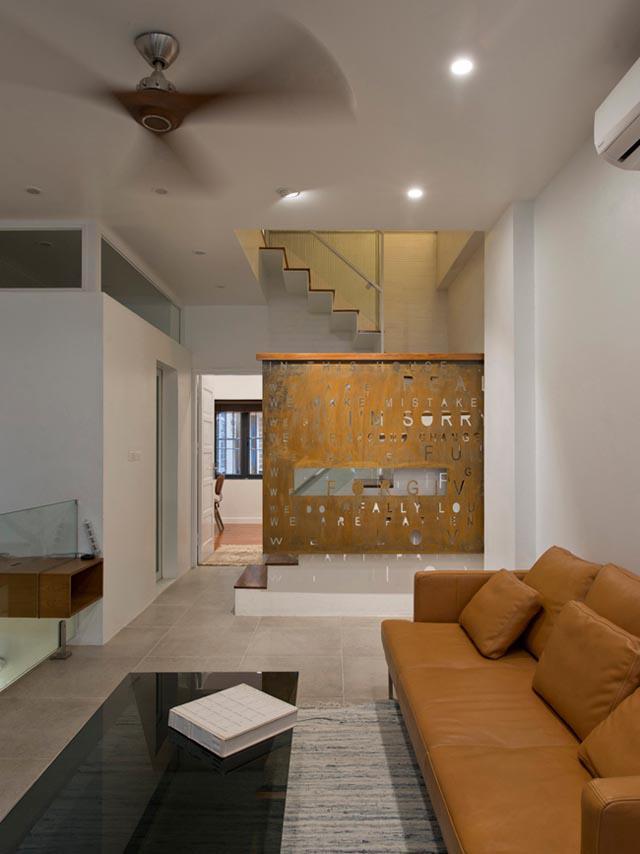 Ngôi nhà ở Đống Đa nổi bật trên báo Mỹ nhờ kiến trúc đáng học hỏi - 8