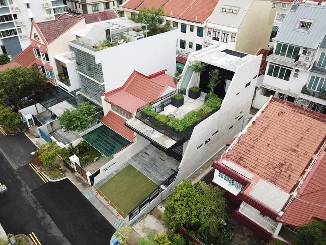 """Nhà """"ruộng bậc thang"""" xây 7 năm mới xong gây xôn xao trong giới kiến trúc - 1"""