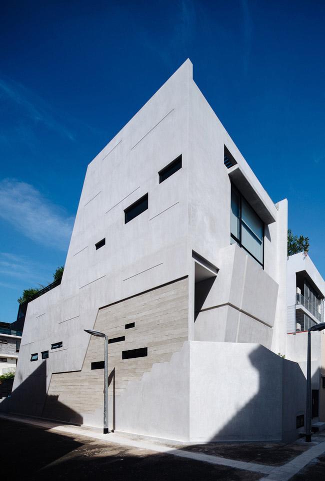 """Nhà """"ruộng bậc thang"""" xây 7 năm mới xong gây xôn xao trong giới kiến trúc - 2"""