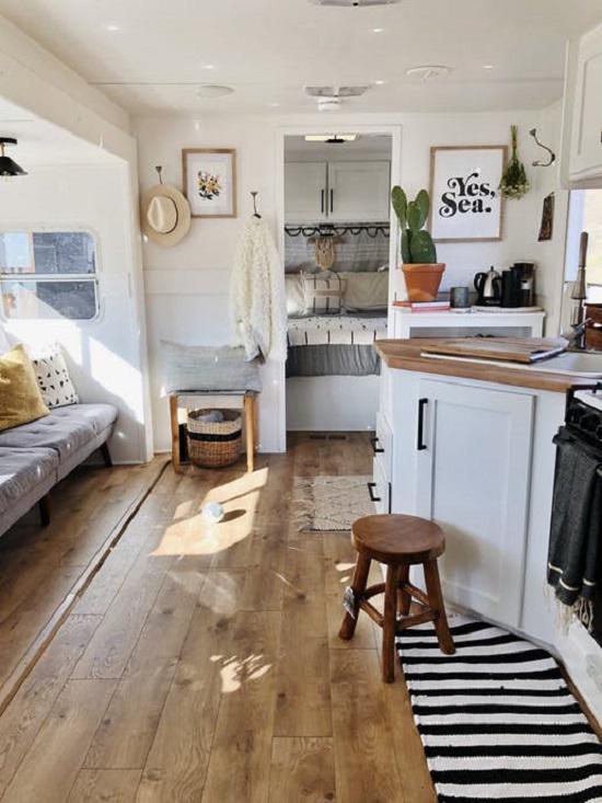Bất ngờ với căn nhà chỉ 19m² giá 56 triệu đồng của vợ chồng trẻ, 5 người ở thoải mái - 3