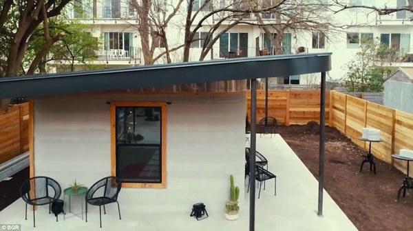 Dân tình phát sốt với căn nhà 60m² giá rẻ bất ngờ, xây chỉ trong 24h bằng cách... in 3D - 7