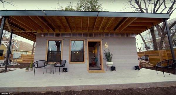 Dân tình phát sốt với căn nhà 60m² giá rẻ bất ngờ, xây chỉ trong 24h bằng cách... in 3D - 11