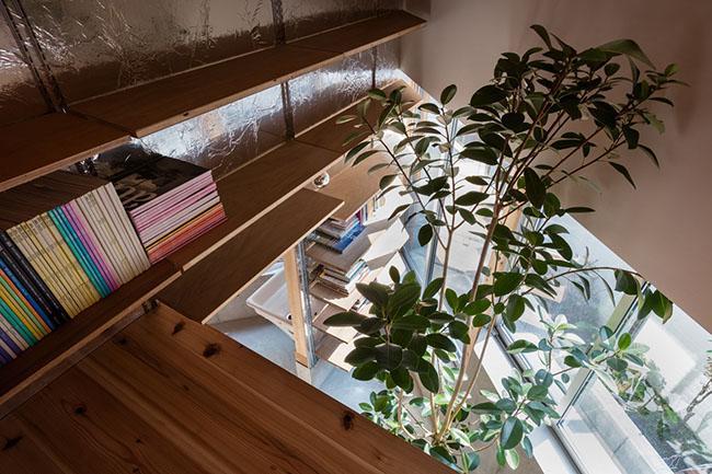 Nhà 2 tầng gây xôn xao giới kiến trúc vì thiết kế... lạ - 19