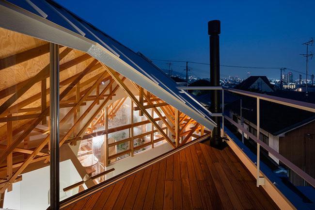 Nhà 2 tầng gây xôn xao giới kiến trúc vì thiết kế... lạ - 20