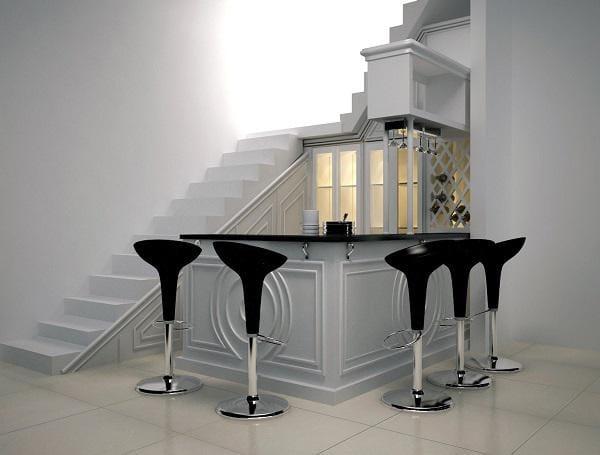 Đừng bỏ trống gầm cầu thang vì biết cách tận dụng, nhà chật đến mấy cũng sẽ rộng gấp đôi - 12