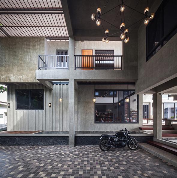 Biệt thự cho hai thế hệ được khen ngợi với kiến trúc đẹp như resort - 12