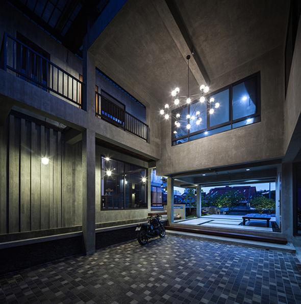Biệt thự cho hai thế hệ được khen ngợi với kiến trúc đẹp như resort - 13