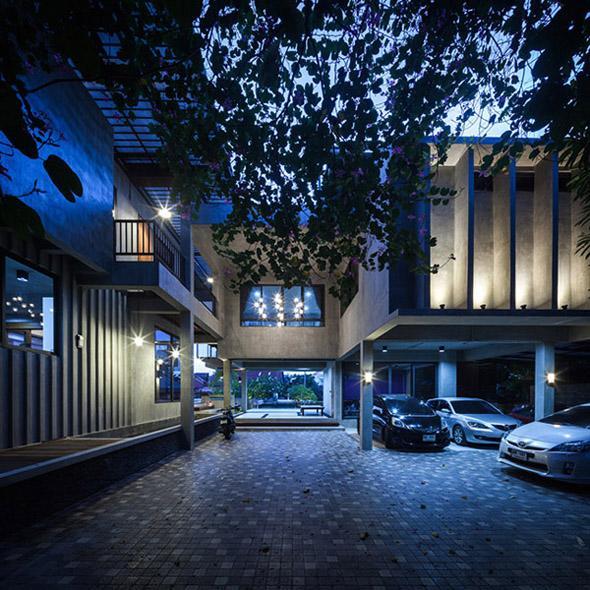 Biệt thự cho hai thế hệ được khen ngợi với kiến trúc đẹp như resort - 14