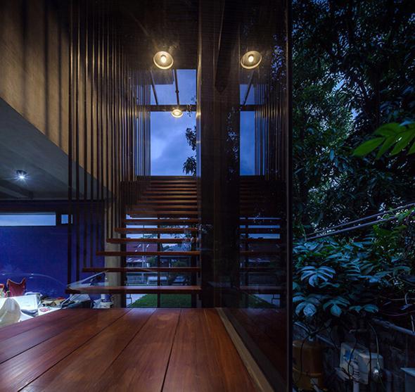 Biệt thự cho hai thế hệ được khen ngợi với kiến trúc đẹp như resort - 15