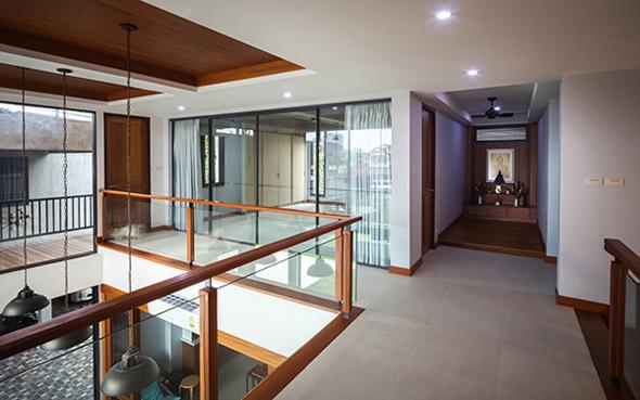 Biệt thự cho hai thế hệ được khen ngợi với kiến trúc đẹp như resort - 16