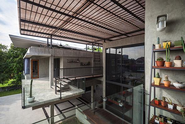 Biệt thự cho hai thế hệ được khen ngợi với kiến trúc đẹp như resort - 17