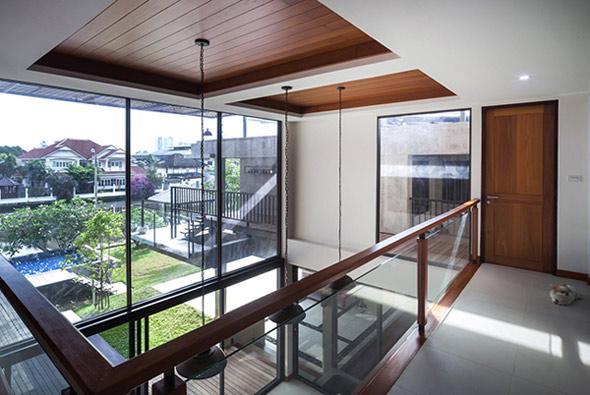Biệt thự cho hai thế hệ được khen ngợi với kiến trúc đẹp như resort - 18