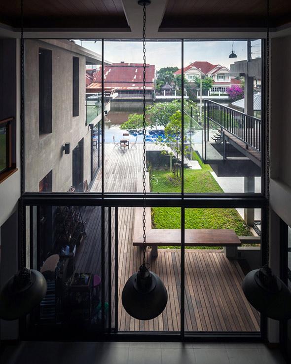 Biệt thự cho hai thế hệ được khen ngợi với kiến trúc đẹp như resort - 19
