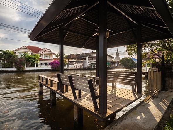 Biệt thự cho hai thế hệ được khen ngợi với kiến trúc đẹp như resort - 6