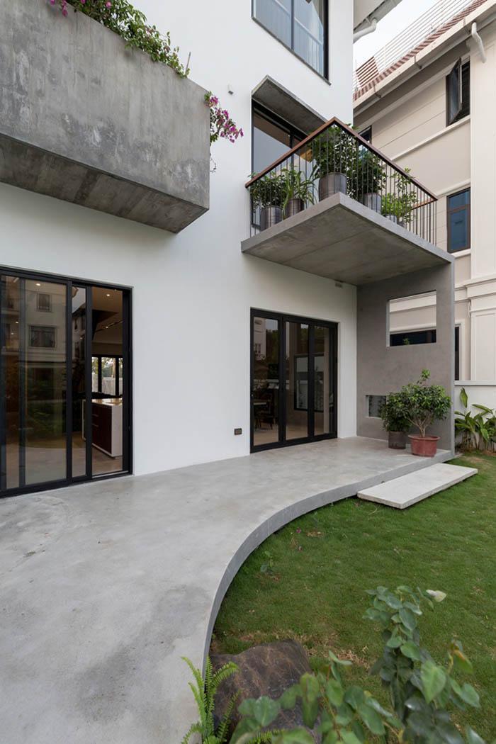 Căn nhà Long Biên được báo Mỹ khen hết lời nhờ thiết kế quá táo bạo - 24