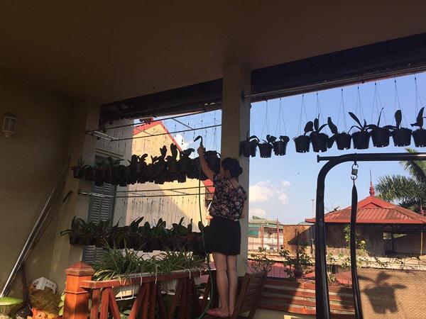 """Biệt thự của NTK Đức Hùng đẹp thế nào mà BTV Quang Minh thốt lên: """"Đẹp hơn cả tạp chí"""" - 12"""