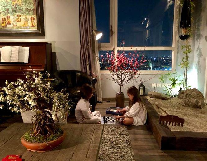 Cận cảnh khu nhà vườn triệu đô bình yên, xưa mà không cũ của diva Hồng Nhung - 12