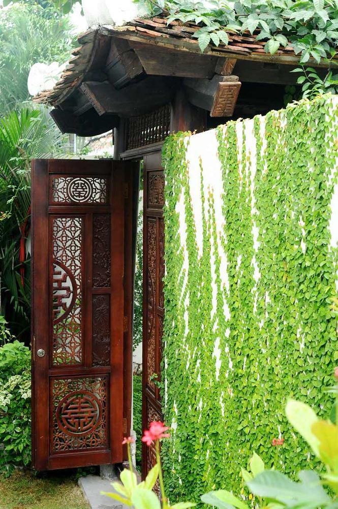 Cận cảnh khu nhà vườn triệu đô bình yên, xưa mà không cũ của diva Hồng Nhung - 3