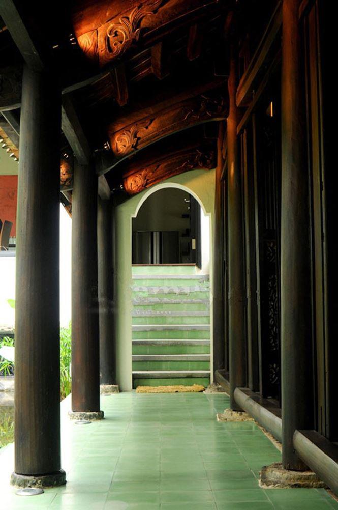 Cận cảnh khu nhà vườn triệu đô bình yên, xưa mà không cũ của diva Hồng Nhung - 4