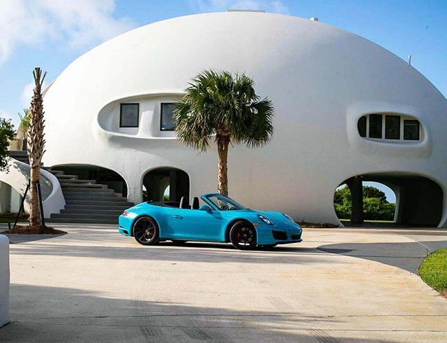 Căn nhà tròn vo, thô thô mà giá bán triệu đô, hóa ra là vì có bí mật đặc biệt - 1