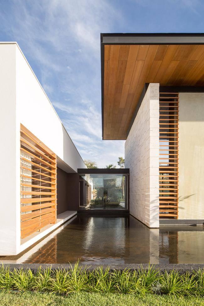 Căn nhà chỉ một tầng mà đẹp hơn cả resort khiến ai ai cũng ao ước là của mình - 10