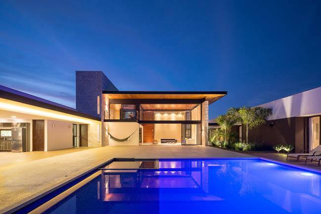 Căn nhà chỉ một tầng mà đẹp hơn cả resort khiến ai ai cũng ao ước là của mình - 3