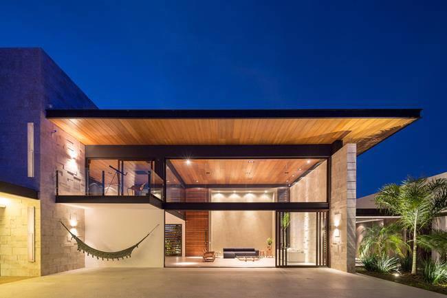 Căn nhà chỉ một tầng mà đẹp hơn cả resort khiến ai ai cũng ao ước là của mình - 4