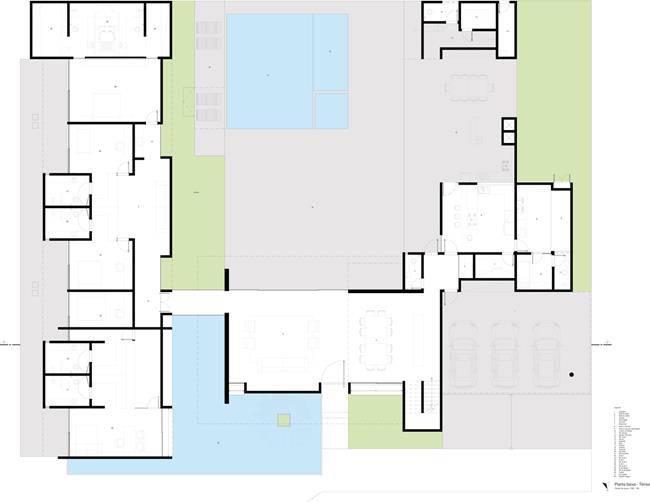 Căn nhà chỉ một tầng mà đẹp hơn cả resort khiến ai ai cũng ao ước là của mình - 5