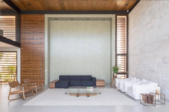 Căn nhà chỉ một tầng mà đẹp hơn cả resort khiến ai ai cũng ao ước là của mình - 6