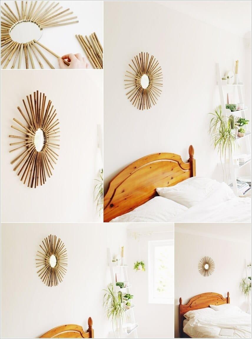 Vật liệu tre truyền thống trong trang trí nhà