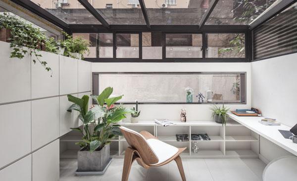 Không ngờ tầng trệt chung cư cũ kỹ có ngày thành văn phòng đẹp như mơ thế này - 14