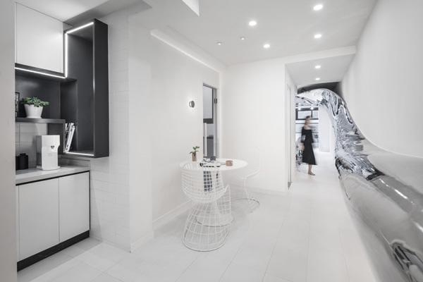 Không ngờ tầng trệt chung cư cũ kỹ có ngày thành văn phòng đẹp như mơ thế này - 3