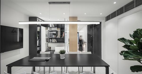 Không ngờ tầng trệt chung cư cũ kỹ có ngày thành văn phòng đẹp như mơ thế này - 9