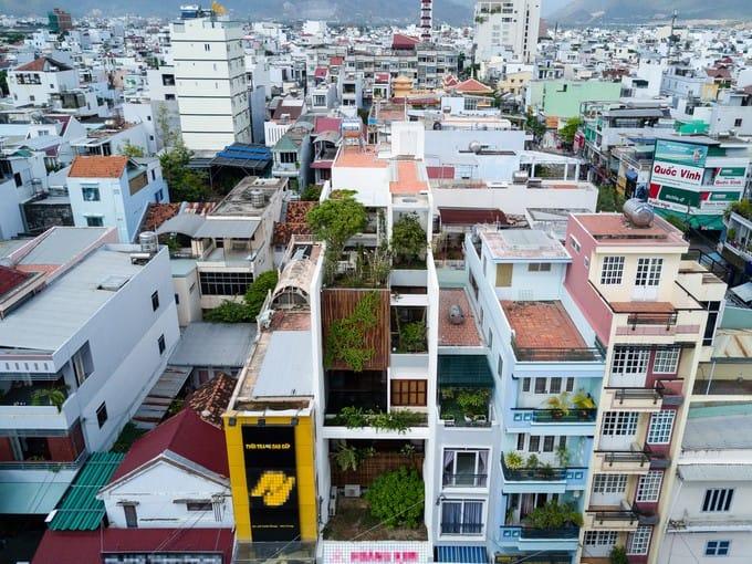 154802baoxaydung_image001 Vào Ngôi Nhà Ống Ngỡ Đi Lạc Resort Ở Nha Trang