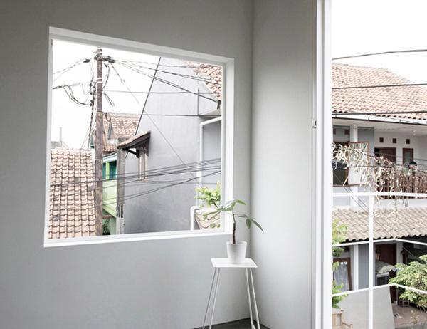 Vợ chồng trẻ xây nhà 2 tầng 45m² ở quê, bình dị mà được lên cả báo nước ngoài - 5