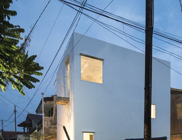Vợ chồng trẻ xây nhà 2 tầng 45m² ở quê, bình dị mà được lên cả báo nước ngoài - 6