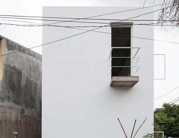 Vợ chồng trẻ xây nhà 2 tầng 45m² ở quê, bình dị mà được lên cả báo nước ngoài - 10