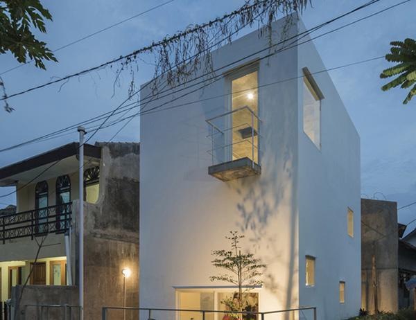 Vợ chồng trẻ xây nhà 2 tầng 45m² ở quê, bình dị mà được lên cả báo nước ngoài - 12