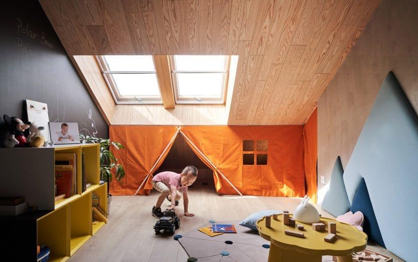 Starburst House by HAO Design