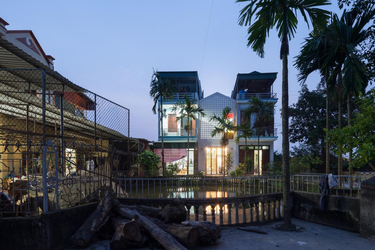 Căn nhà ống hiện đại hơn 800 triệu của gia đình trẻ ở Hải Dương