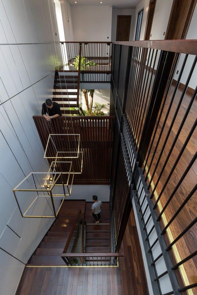 Ngôi nhà đầy ắp gió và ánh sáng tại Phú Thọ