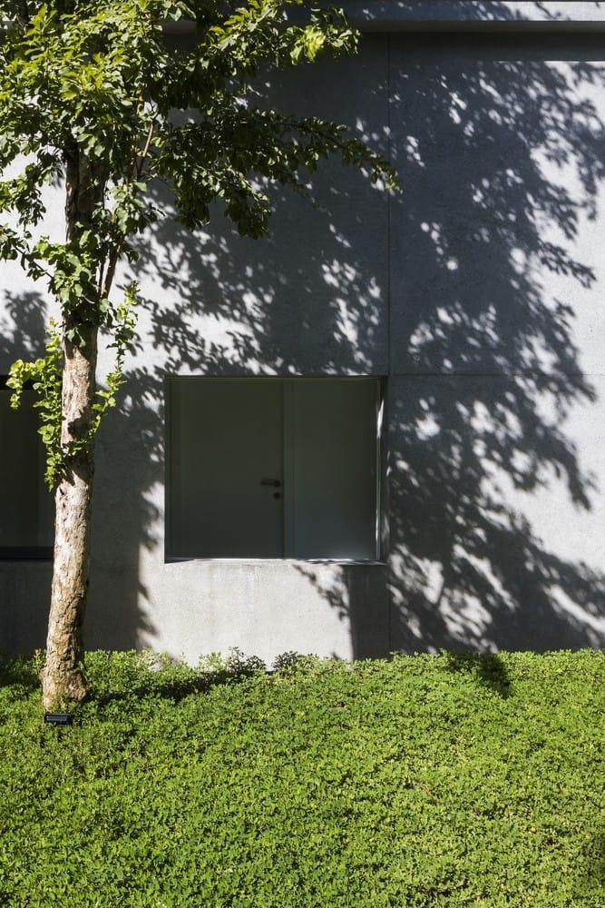 Ngôi nhà chữ Y xanh mát ở Đô Lương, Nghệ An