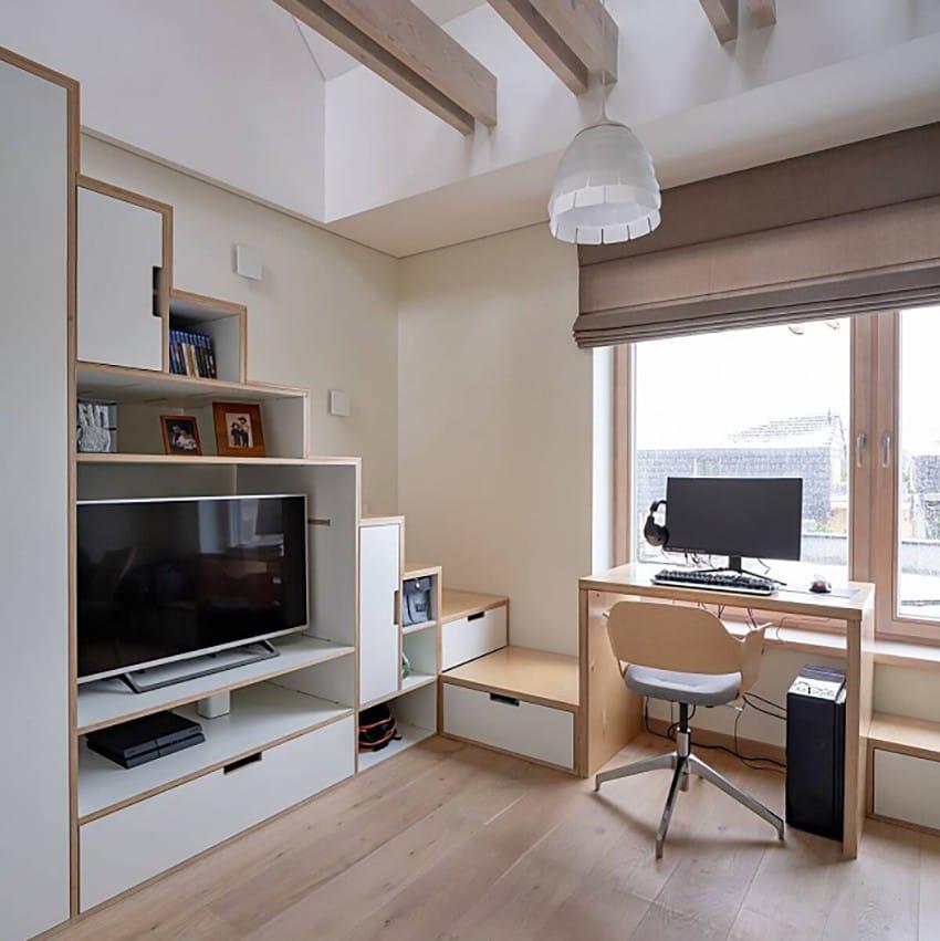 Nội thất cho căn nhà hiện đại và ấm áp