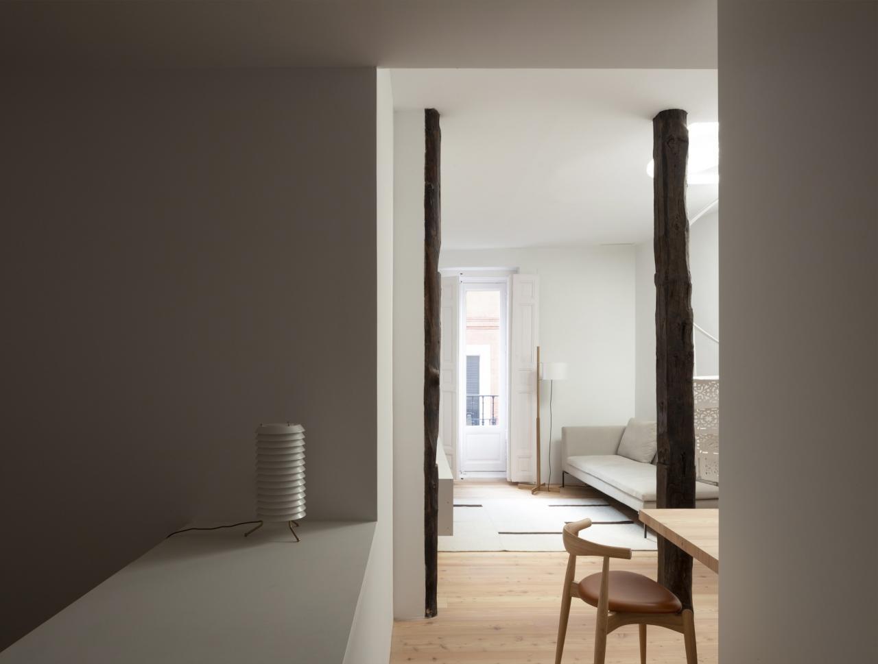 nhà tối giản nhà tối giản ana apartment house elledecoration vn 9