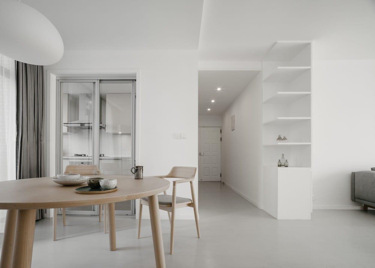 nhà tối giản yhome_officezhu_4