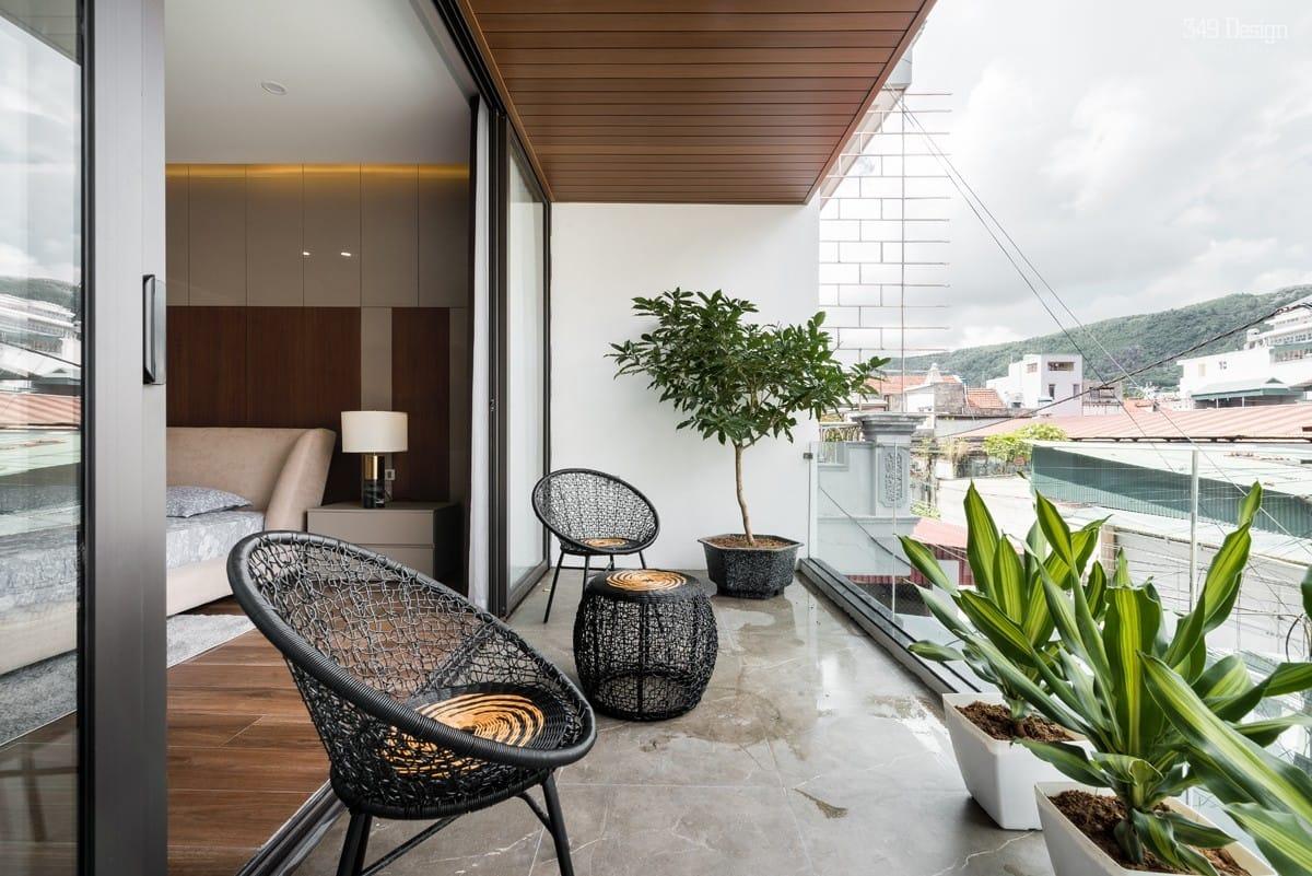 'Khách sạn' ẩn trong ngôi nhà ống Quảng Ninh