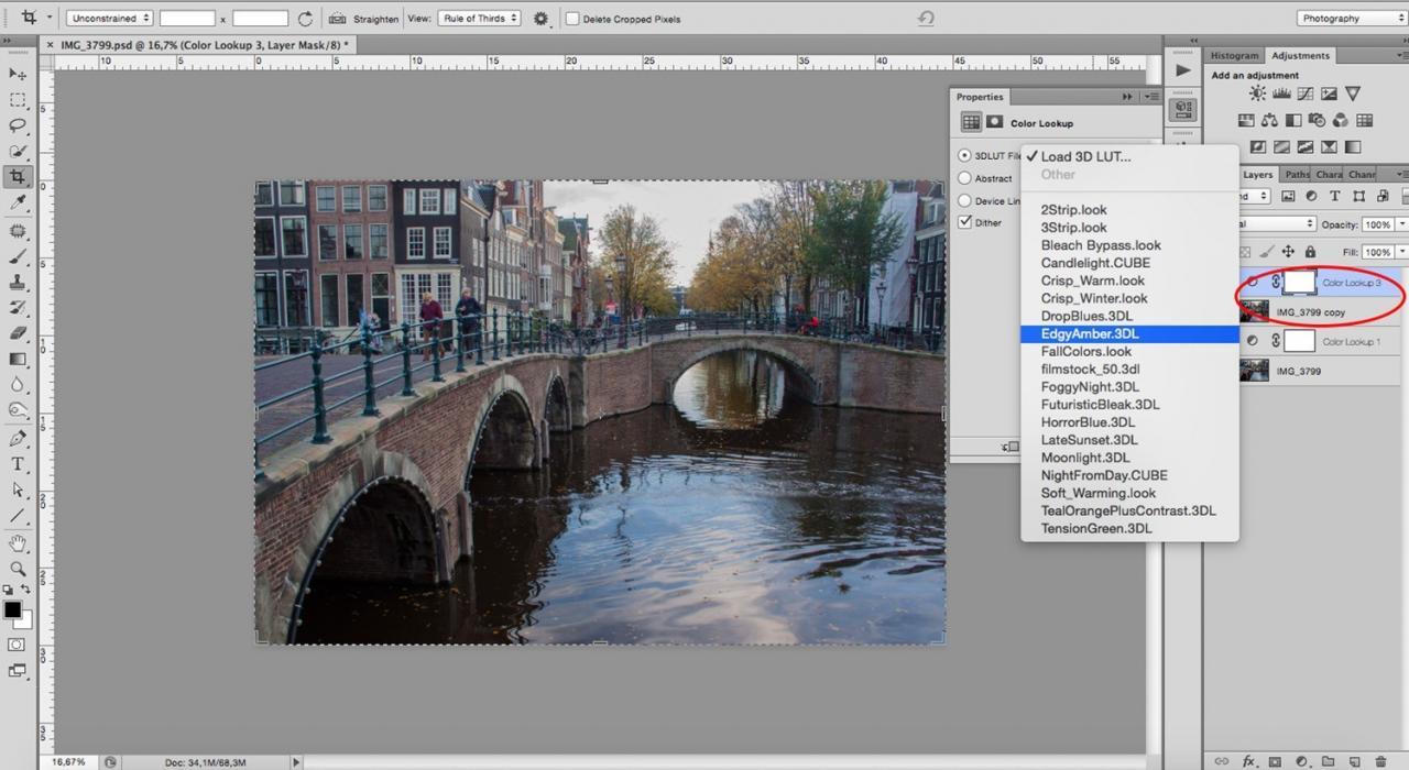 Làm thế nào để chuyển ảnh phối cảnh từ ngày sang đêm bằng Photoshop