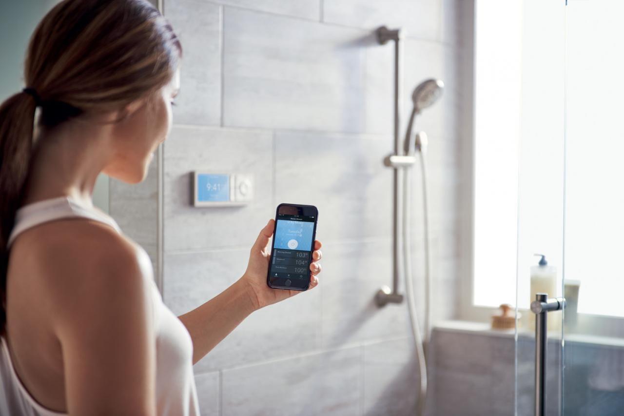 Phòng tắm sẽ trông như thế nào trong tương lai?