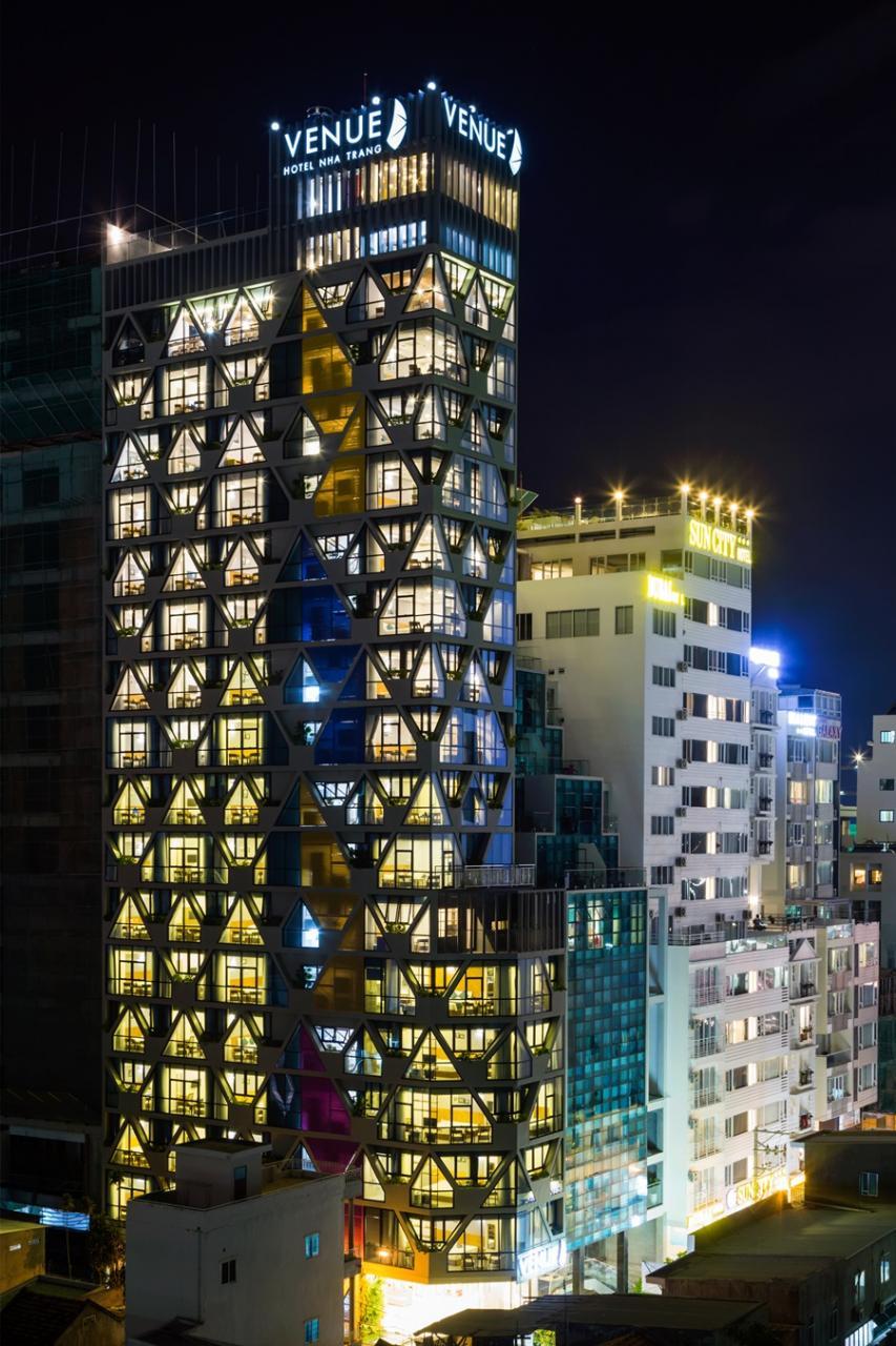 Venue Hotel Nha Trang: Khách sạn độc đáo giữa lòng thành phố